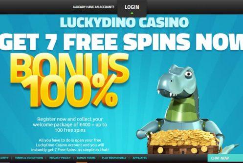 lucky dino bonus