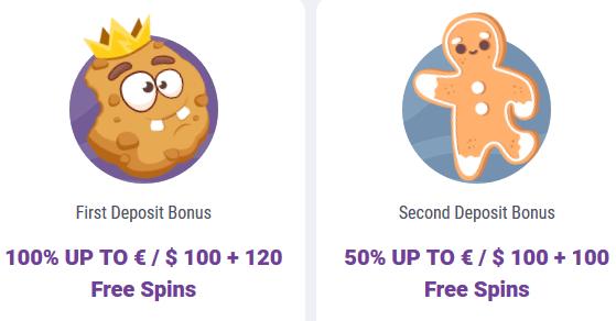 Cookie casino bonus aanbiedingen