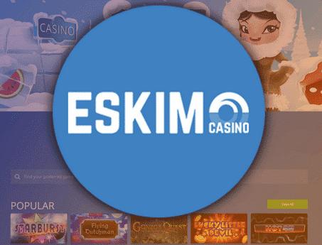 Het populaire spelaanbod van Eskimo Casino