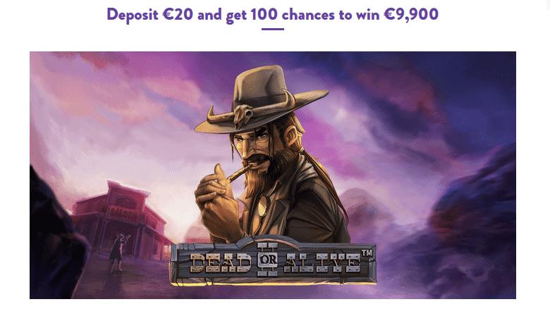 bonus aanbod wishmaker casino